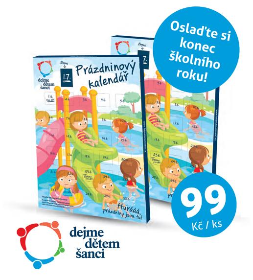 Kalendář pro děti