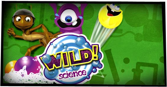 Náhradní náplně do kreativních sad Wild Science od ALBI
