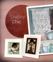 Shabby Chic - kouzlo anglického venkova