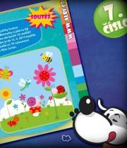 Jarní Albík se soutěží o dětskou hru