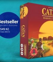 Do knihovny nejen pro knihu - akční balíček her