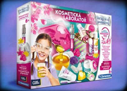 Kosmetická laboratoř od Albi