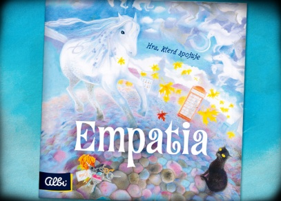 Empatia - rodinná hra od Albi