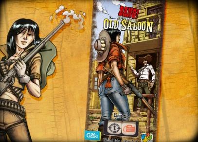 BANG! Old Saloon - rozšíření ke kostkové verzi BANG!