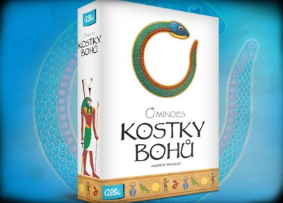 Ominoes Kostky bohů - abstraktní kostková hra od Albi