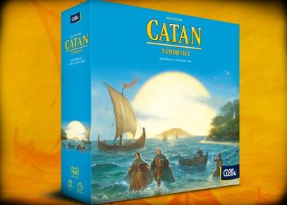 Catan - rozšíření Námořníci od Albi