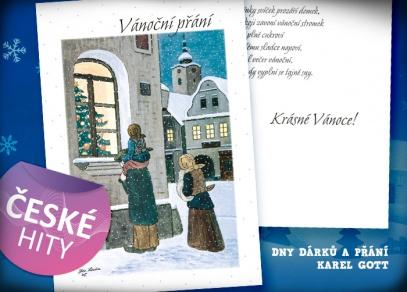 Dny dárků a přání - Karel Gott