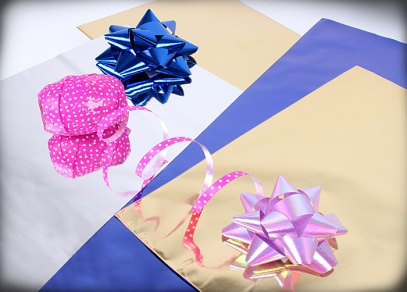 Zabalte dárek rychle a jednoduše - dárkový sáček od ALBI