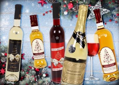 Vánoční alkoholické nápoje od ALBI