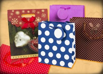 Luxusní dárkové tašky od ALBI
