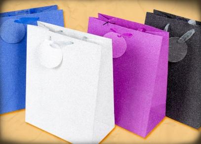 Luxusní tašky s glitry