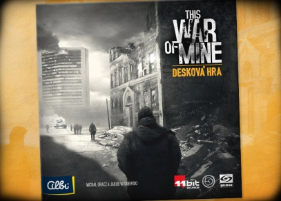 This war of mine - This war of mine - desková hra