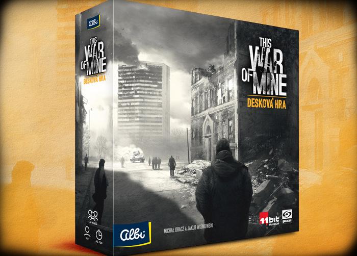 this war of mine desková hra