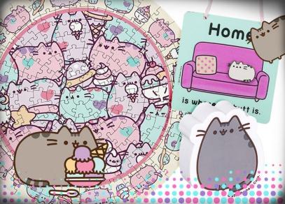 Kolekce výrobků s motivy kočičky Pusheen