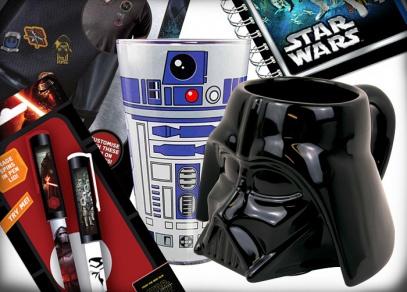 Pro milovníky vesmírné ságy Star Wars