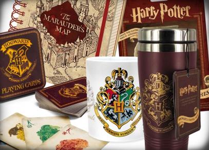 Dobrodružství čarodějnického učně Harryho Pottera
