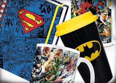 Licenční dárky pro fanoušky fantasy a komiksu