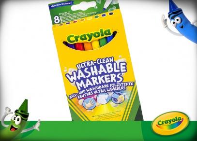 Fixy Crayola od Albi