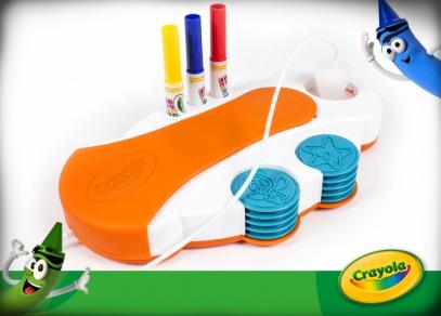 Kreativní hry Crayola od Albi