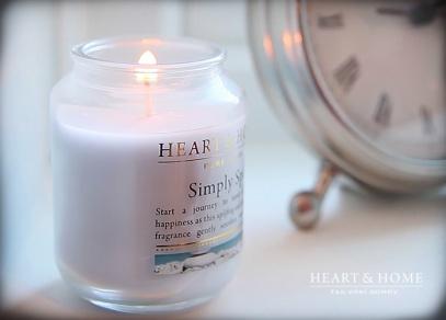 Nenechávejte svíčku hořet déle než 4 hodiny