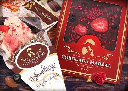 Nejkvalitnější belgická čokoláda i v ALBI prodejnách