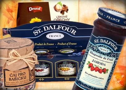 Medové a ovocné pochoutky