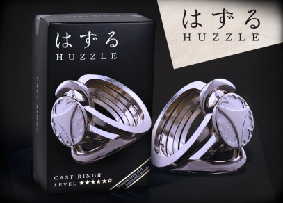 Huzzle Cast hlavolamy od Albi