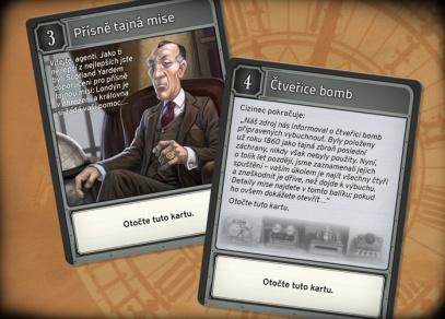 Únikovka - Zkáza Londýna - hra od Albi
