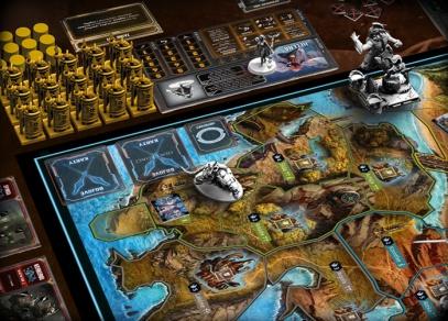 Lords of Hellas - strategická hra od Albi
