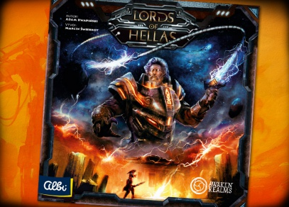 Lords of Hellas - strategická hra od Albi