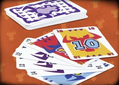 6 BERE! - karetní hra od Albi