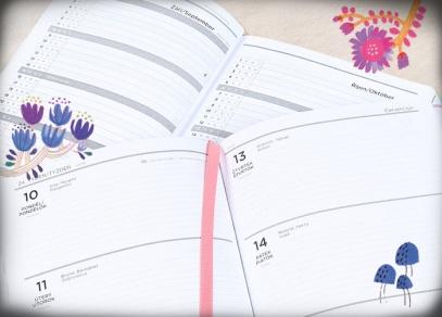 Týdenní a měsíční plánování