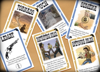 Akční karta Tornádo, modrá karta Ducha nebo Poslední pivo... nové karty v Údolí stínů
