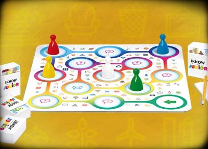 iKNOW JUNIOR - interaktivní vzdělávací hra od Albi