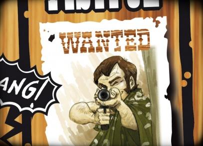 Fistful - rozšíření karetní hry Bang!, na kterém se podíleli hráči z celého světa