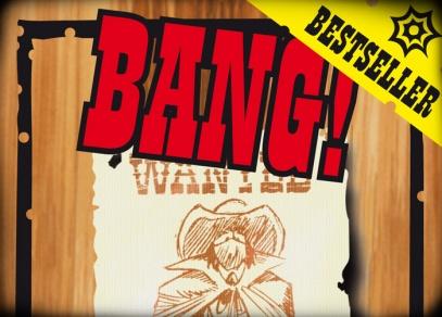 Jedna z nejpopulárnějších karetních her v České republice - Bang!