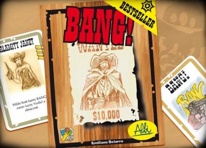 Karetní hra Bang! slaví v roce 2012 své desáté narozeniny na českém trhu...