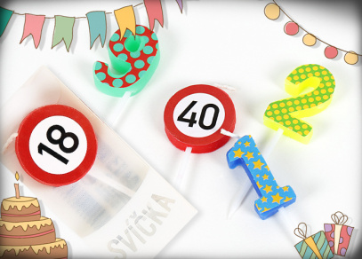 Zvolte správné narozeninové číslo