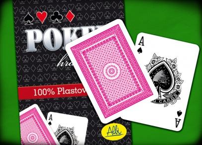 Sada karet na poker, které se neohrají