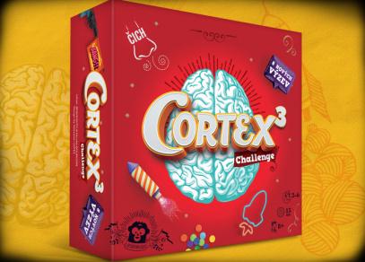 Cortex 3 - postřehová hra od Albi