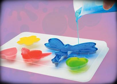 Mýdlová laboratoř - kreativní sada pro děti