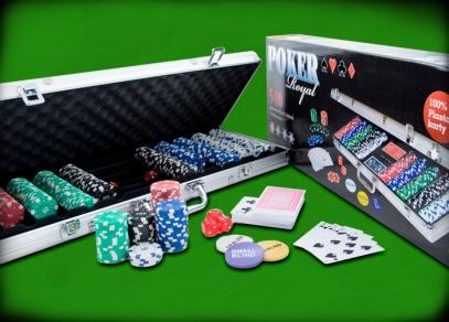 Kompletní balení největšího pokeru od Albi - Poker Royal