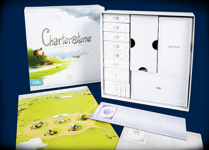 CHARTERSTONE - hra od Albi