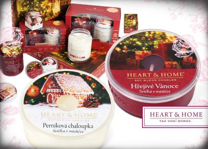 Svíčky v mističce rozšiřují i letošní vánoční nabídku