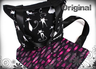 Plátěné tašky z kolekce Original v oblíbených designech