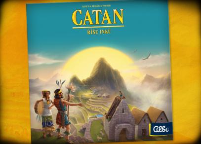 Catan - Říše Inků od Albi