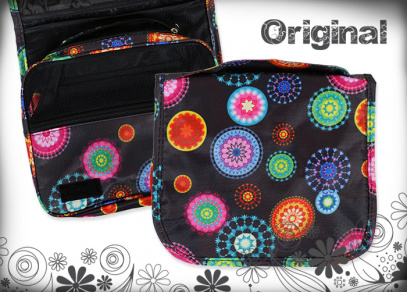 Závěsná kosmetická taška s designy Original od ALBI