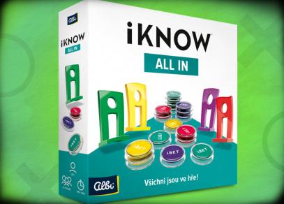 iKnow All in - kvízová hra od Albi