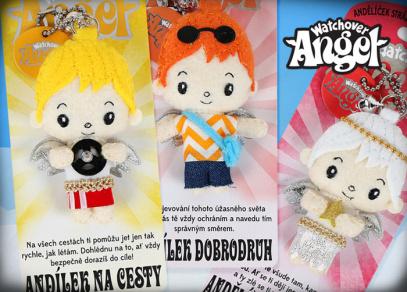Andělíčci strážníčci od ALBI pro všechny příležitosti