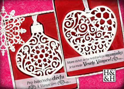 Ornamenty pro vaše nejbližší od ALBI